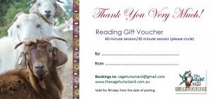 WebpageThank You voucher goats