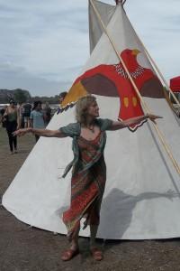 Brigitte Eagle Woman